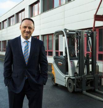 Cédric Faivre, directeur des ventes de Still France