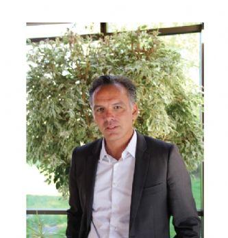 Fabien Tassel, directeur commercial de Saint-Gobain Weber France