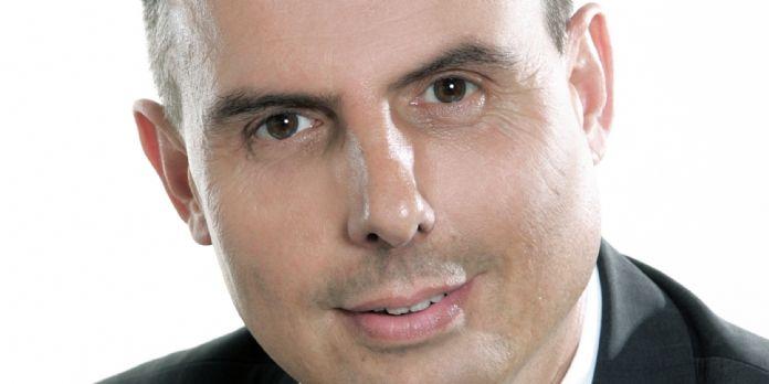 Paul Simpé, directeur commercial France de Lyreco