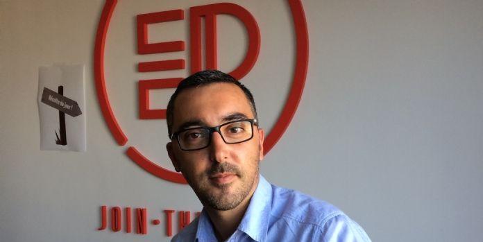 Nicolas Quinchard est nommé directeur commercial chez EP