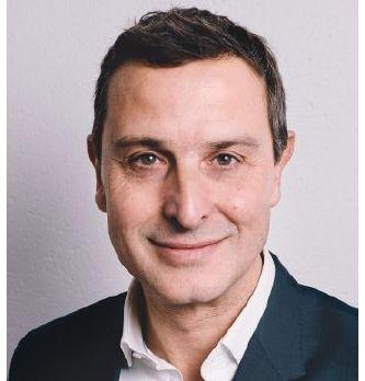 Patrice Monti, directeur commercial et marketing adjoint de l'Agence France-Presse