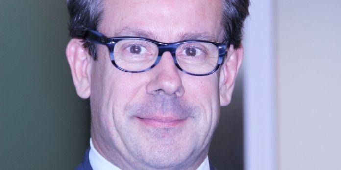 Arnaud de Roquefeuil, directeur commercial d'ISS France