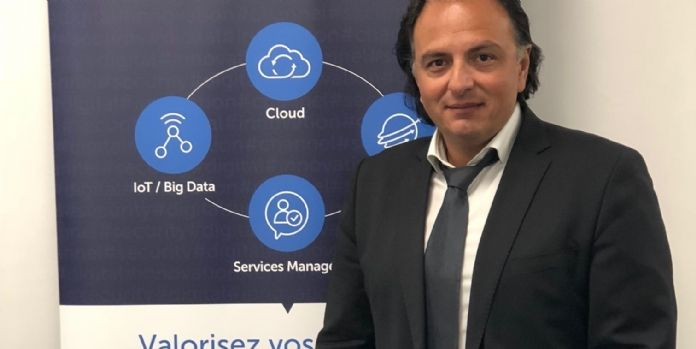 Fabrice Lévy, directeur commercial de Jaguar Network