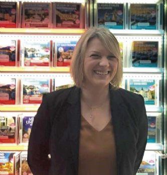 Audrey Mattera, directrice commerciale chez Smartbox Business Solution