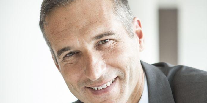 Olivier Mercier, de directeur commercial à dg de Britvic
