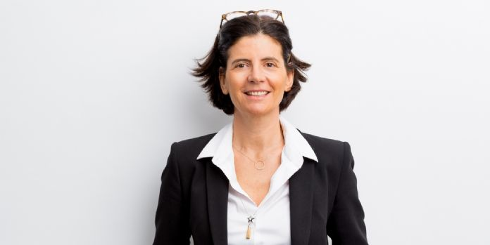 Valérie Carreau, directrice commerciale Nord-Ouest Europe Transporeon Group