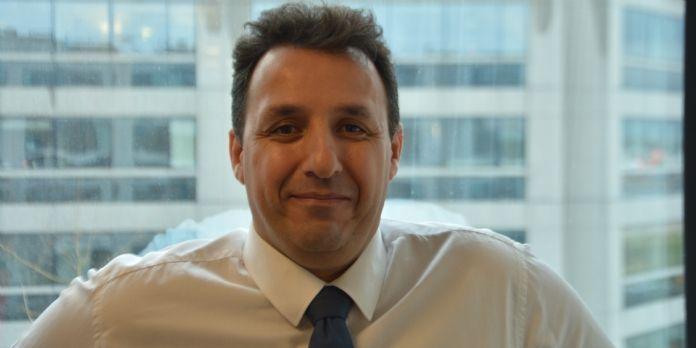 Farid Khanouch, directeur commercial de Hub One