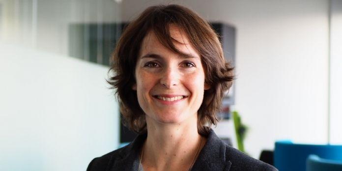 Elsa Le Moigne, directrice des ventes de Carlson Wagonlit Travel France