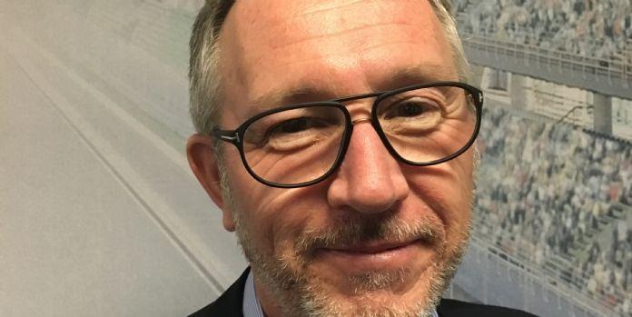 Stéphane Roy, directeur commercial de Kumho Tire France