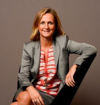 Caroline Olliero, vice-présidente commerciale off trade de Brasseries Kronenbourg