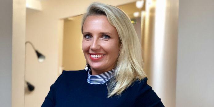 Anne Tessier-Chênebeau, directrice commerciale de SynerTrade France