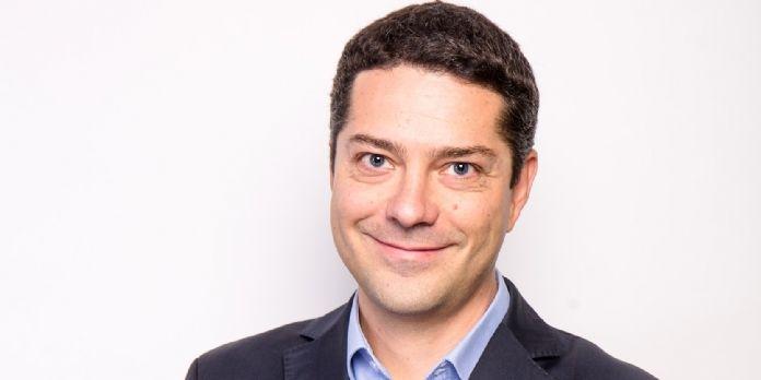 Julien Chabbal, directeur commercial et marketing d'Alphabet France