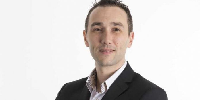 Bruno Delhomme, responsable commercial de Level France