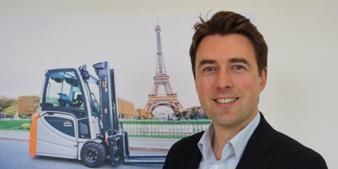 Grégory Bonte est nommé directeur Grands Comptes chez Still