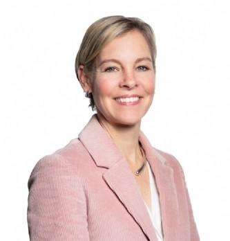 Keri Gilder, nouvelle CEO de Colt