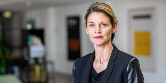 Gervaise Van Hille s'empare du poste de directrice France chez Colt
